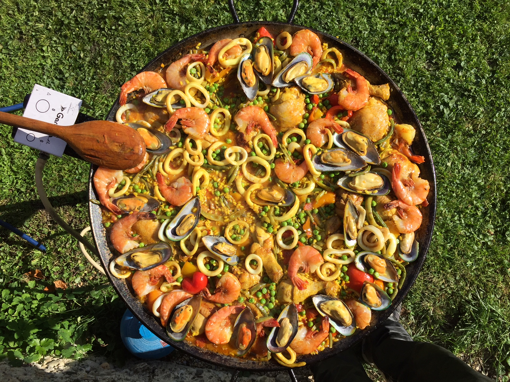 Paella September 2017